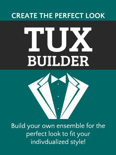 Tuxedos for rent online suit rental rent mens suits for Tux builder
