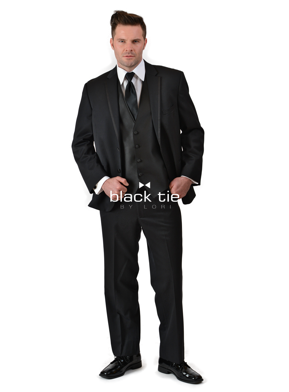 Michael Kors Obsession Notch Lapel Rental Tuxedo