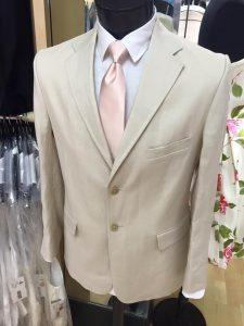 beige tuxedo